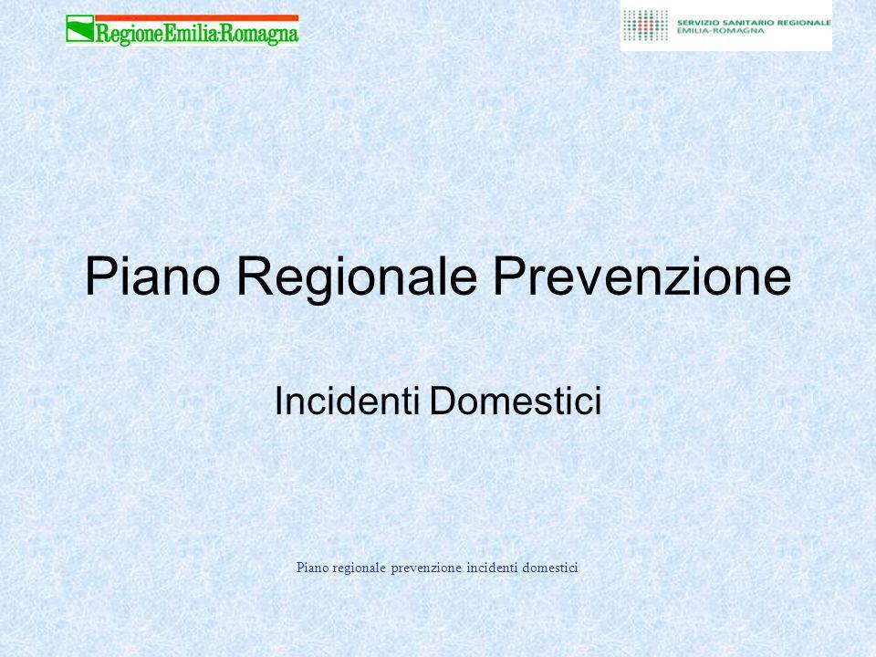 Piano Regionale Prevenzione