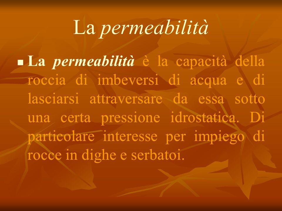 La permeabilità