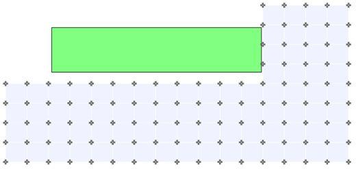 NOTE SUPPLEMENTARI: L'immagine creata deve essere importata in TD Keypad Designer per: verificare che la dimensione dei tasti sia corretta.