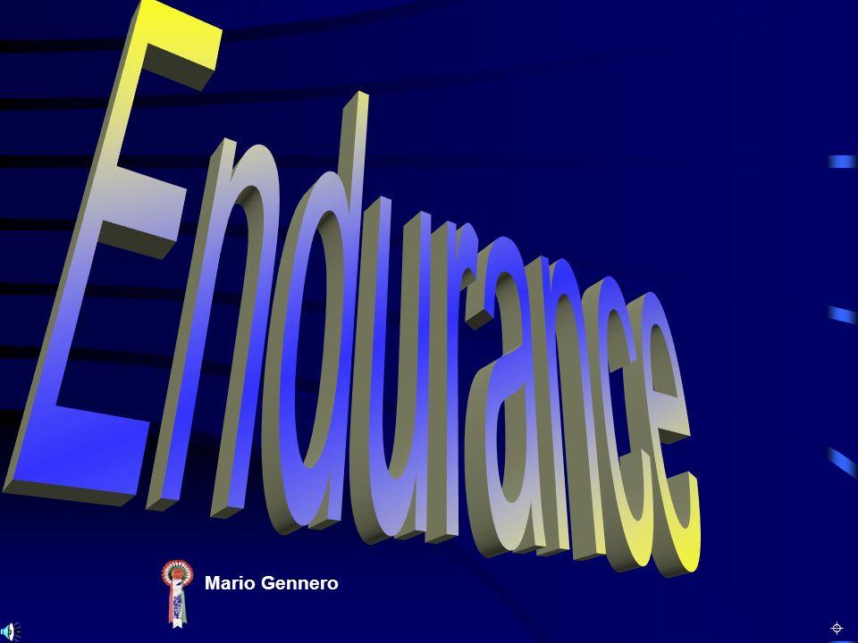 Endurance Mario Gennero ± MOMENTO IMPORTANTE E SOLENNE