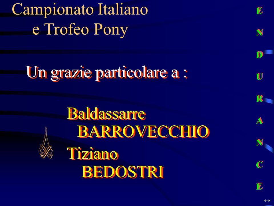 Campionato Italiano e Trofeo Pony
