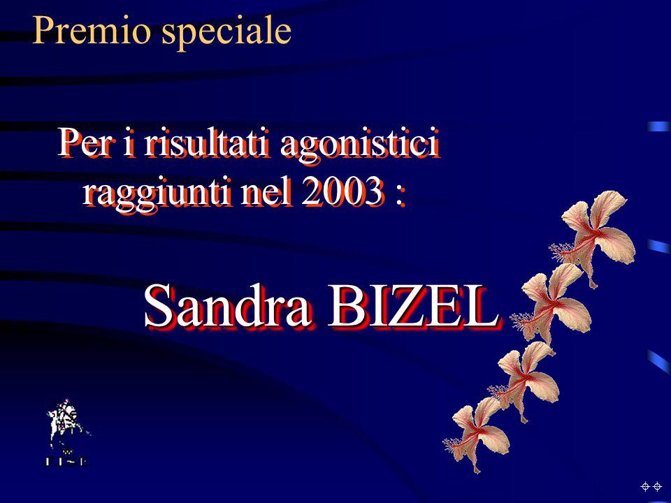 Sandra BIZEL Premio speciale
