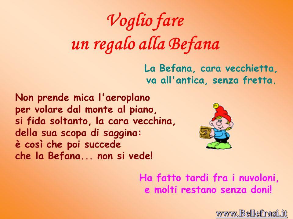 W la befana ppt video online scaricare for La scopa di saggina