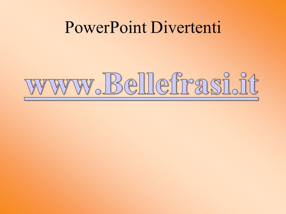 PowerPoint Divertenti