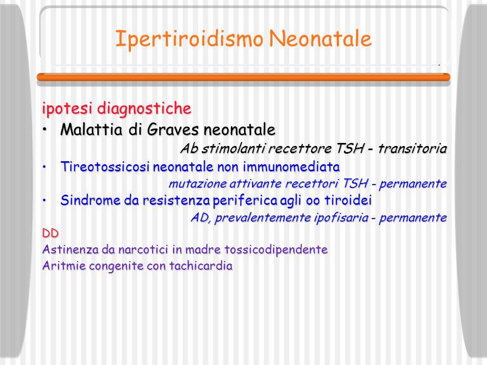 Ipertiroidismo Neonatale