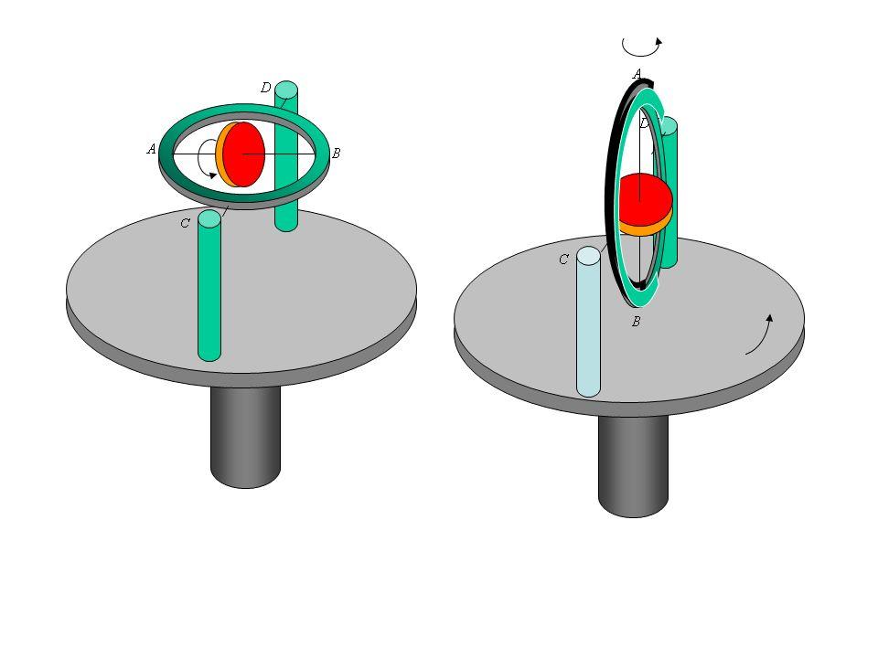 Vedi Russi 1.44,principio bussola giroscopica