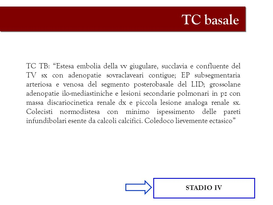 TC basale