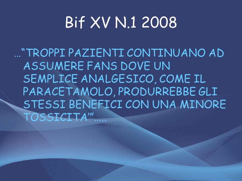 Bif XV N.1 2008