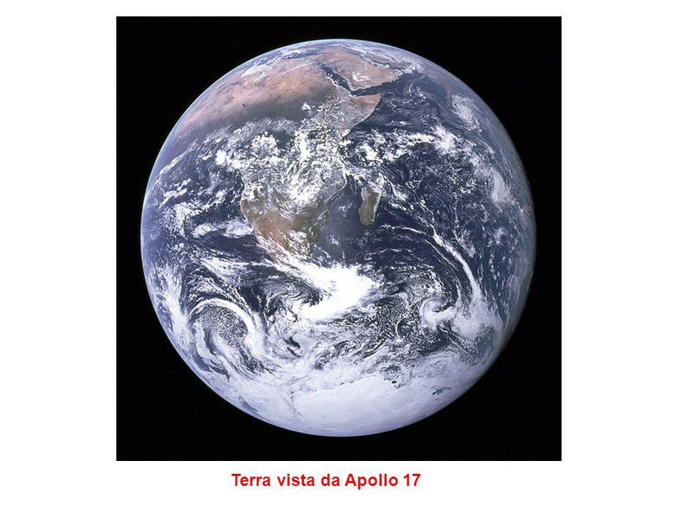 Terra vista da Apollo 17