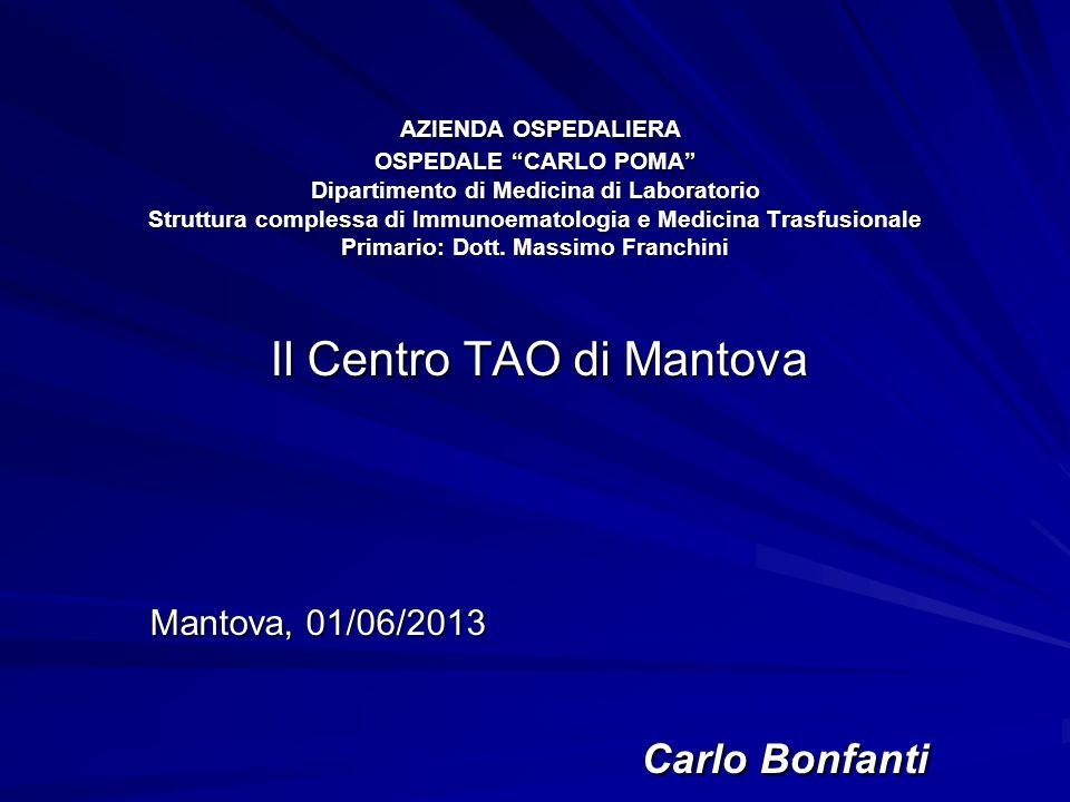 CONVEGNO AIPA - MANTOVA MARZO 2007