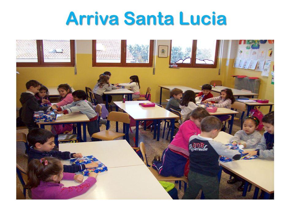 Arriva Santa Lucia