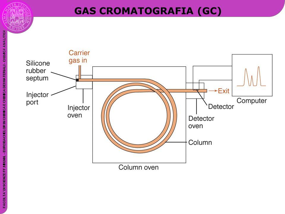 GAS CROMATOGRAFIA (GC)