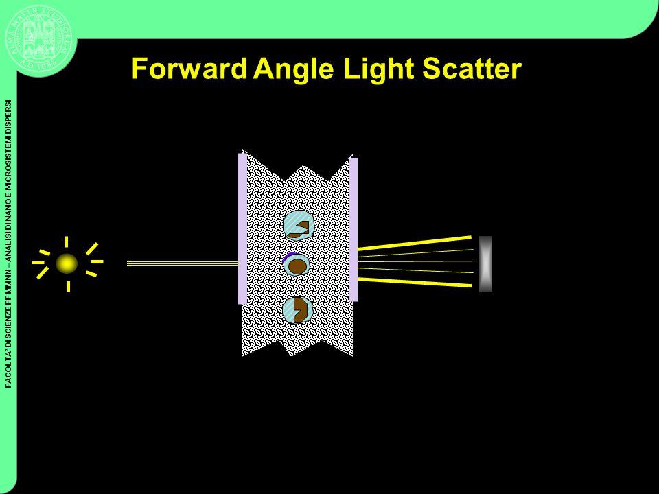 Forward Angle Light Scatter