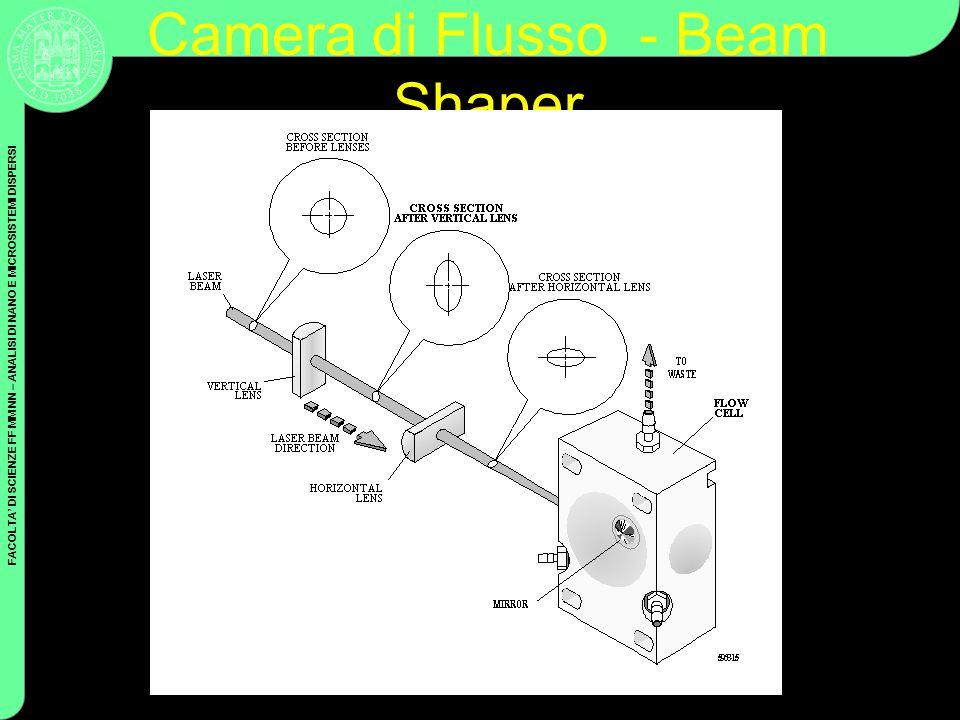 Camera di Flusso - Beam Shaper