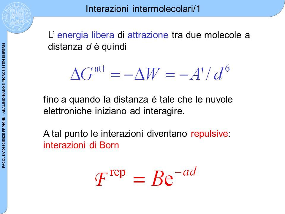 Interazioni intermolecolari/1