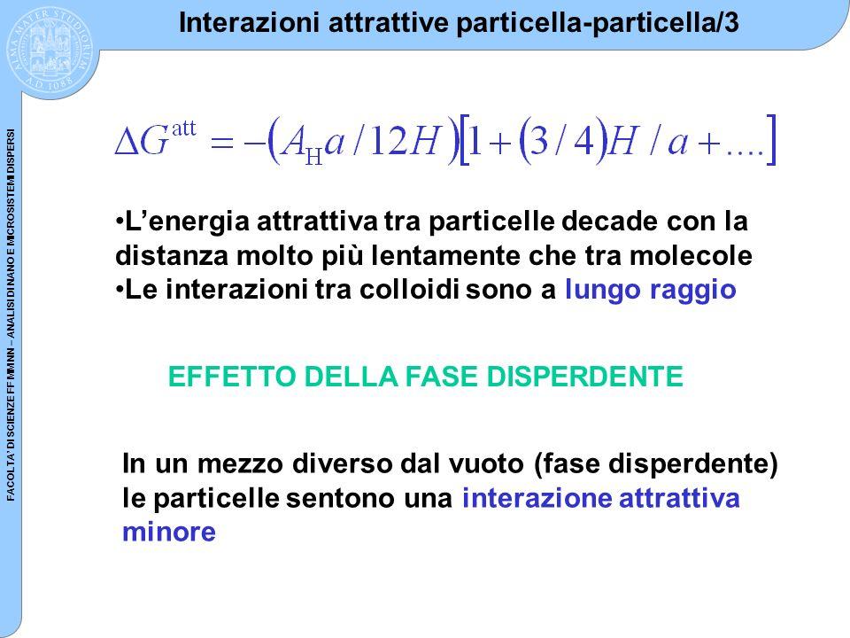Interazioni attrattive particella-particella/3