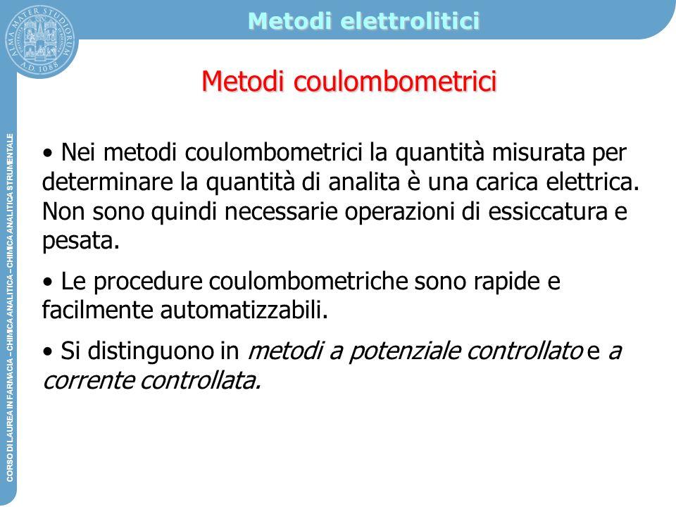 Metodi coulombometrici