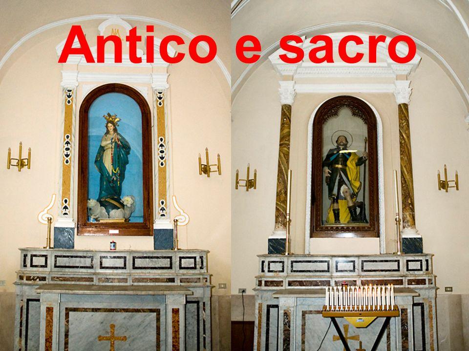 Antico e sacro