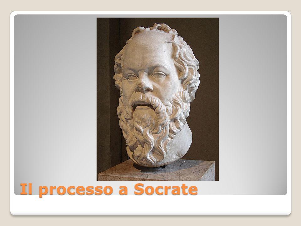 Il processo a Socrate