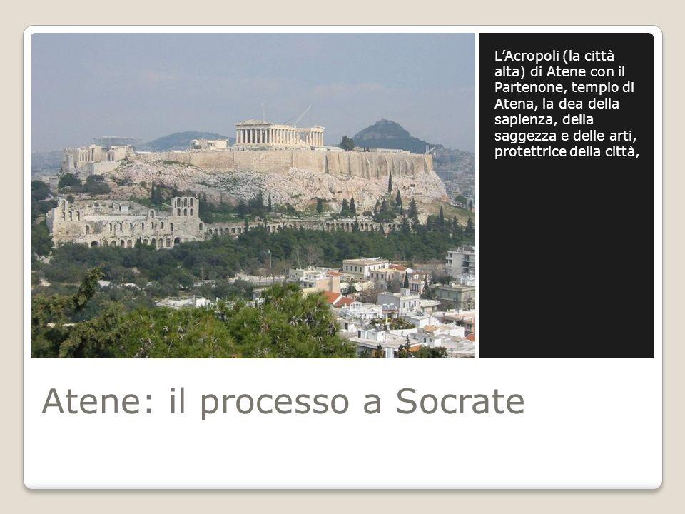 Atene: il processo a Socrate