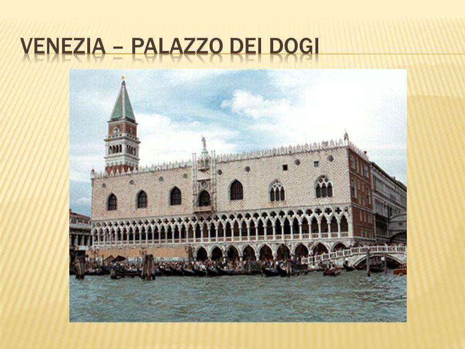 Venezia – palazzo dei dogi