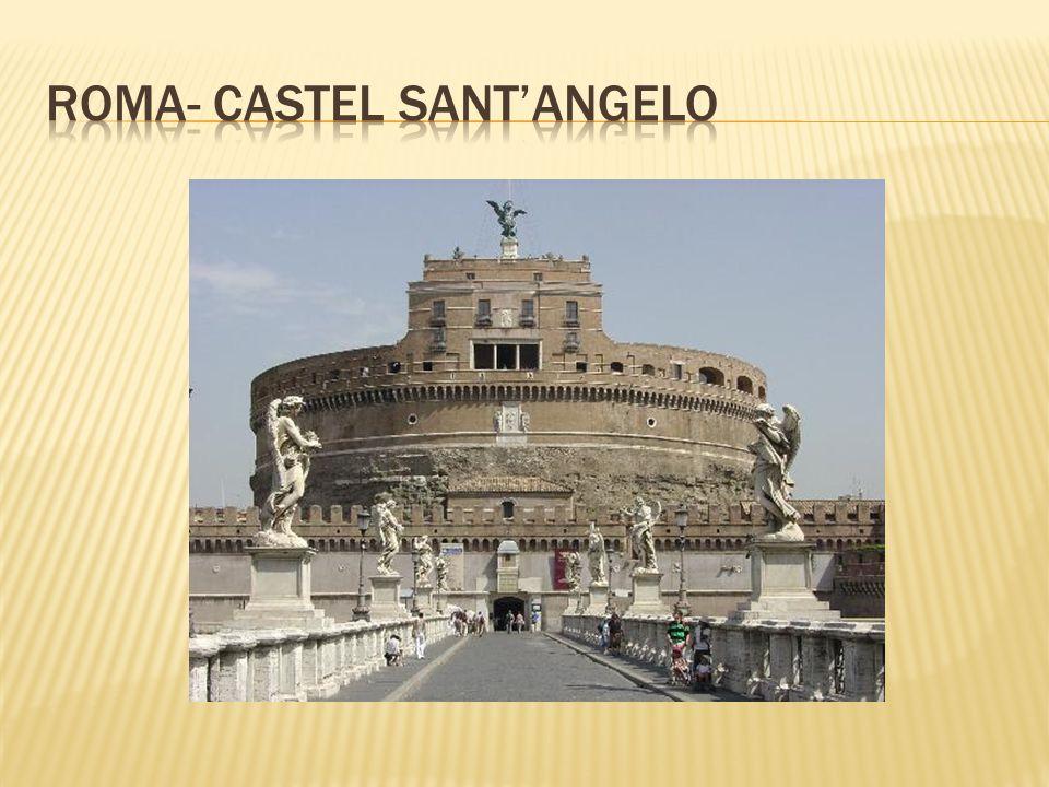 Roma- castel sant'angelo