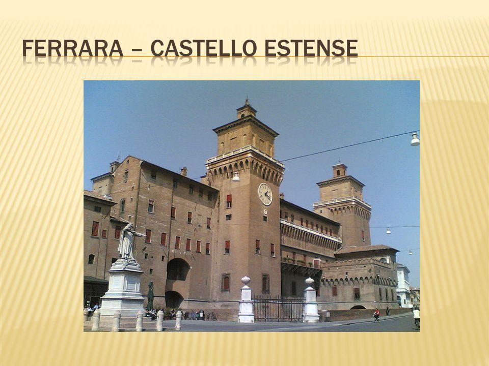 Ferrara – castello estense