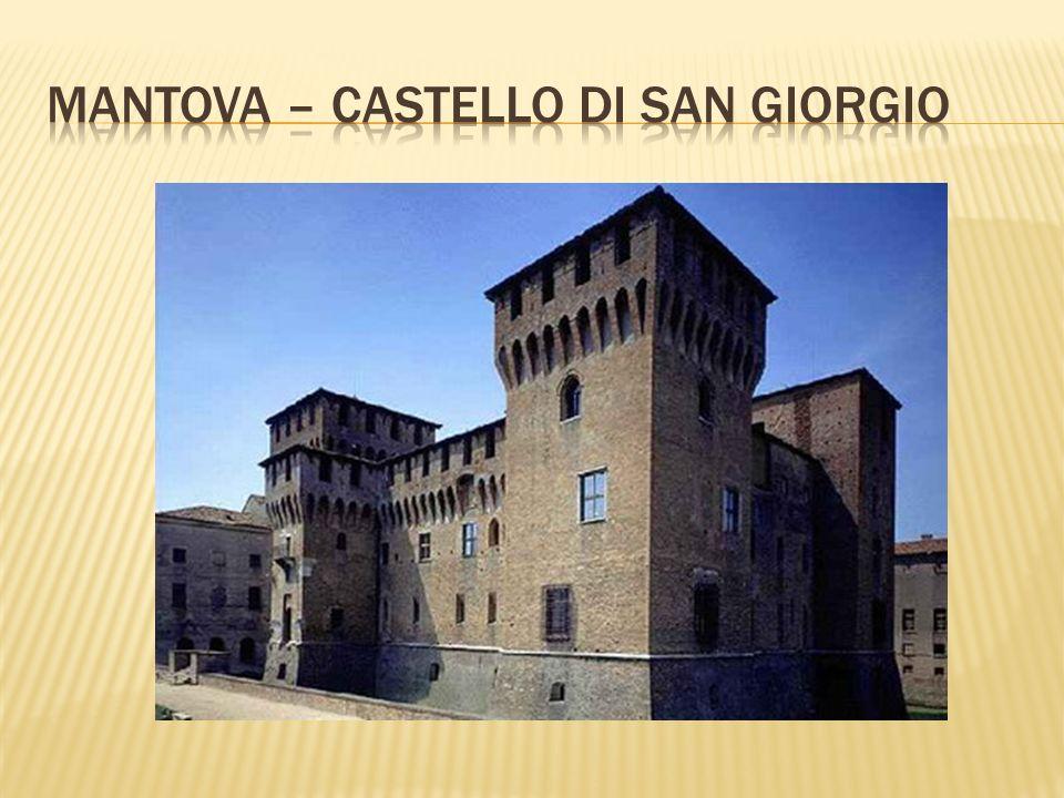 Mantova – castello di san giorgio