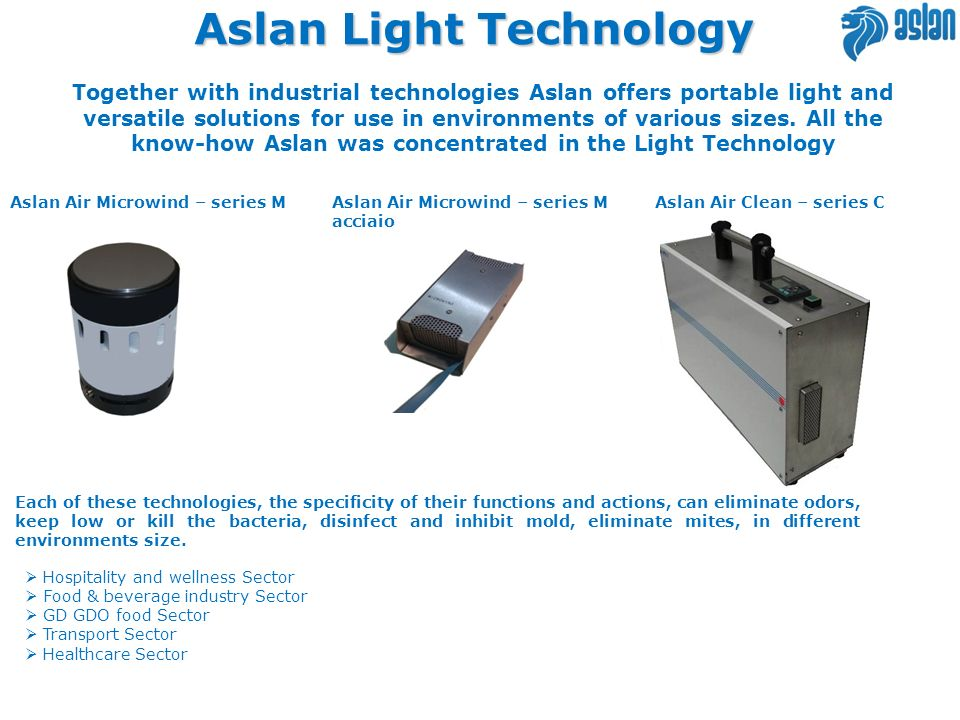 Aslan Light Technology