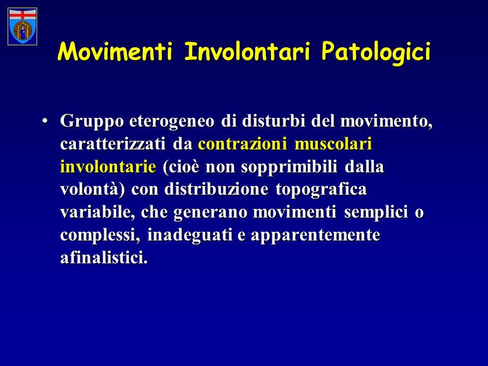 Movimenti Involontari Patologici