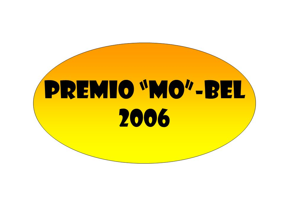 PREMIO MO -BEL 2006