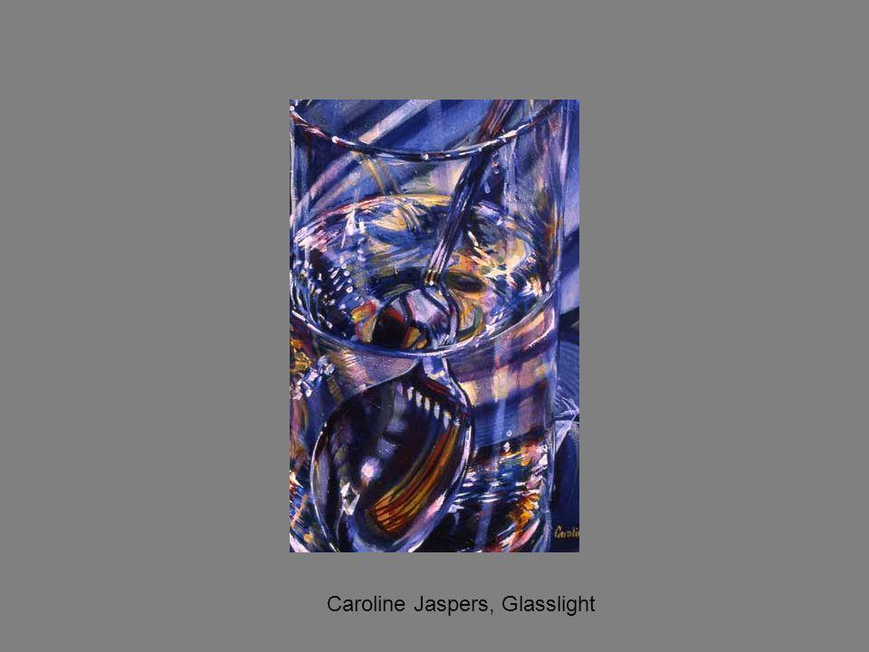 Caroline Jaspers, Glasslight