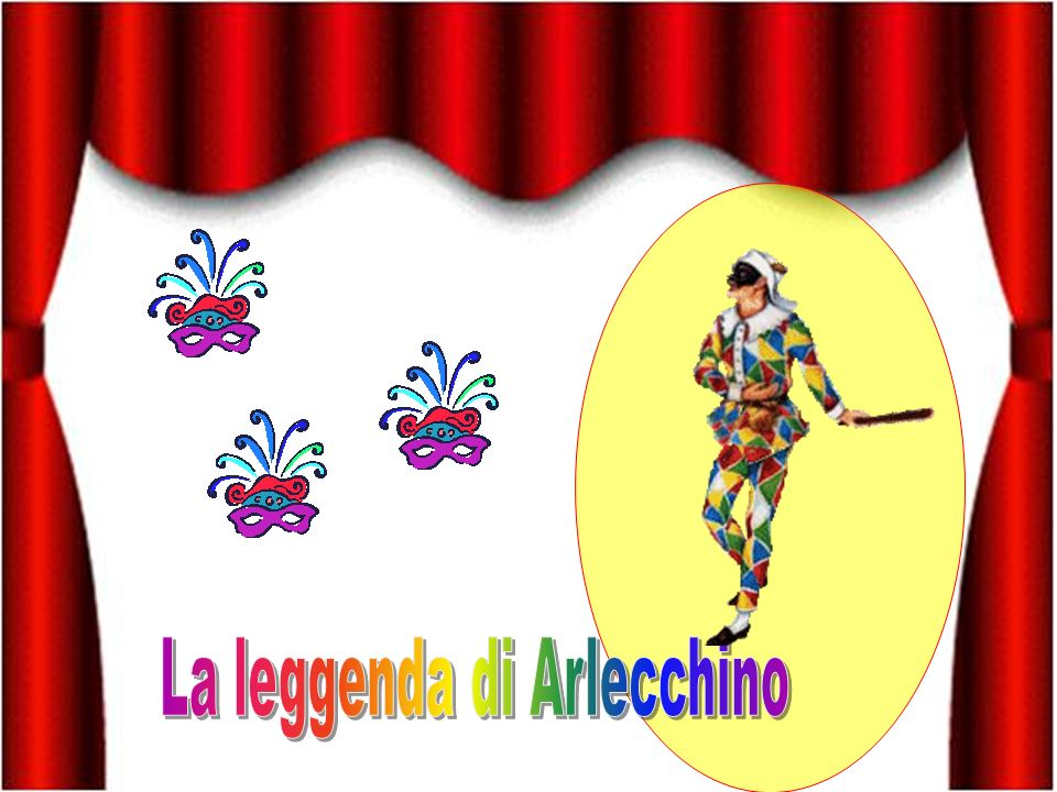 La leggenda di Arlecchino