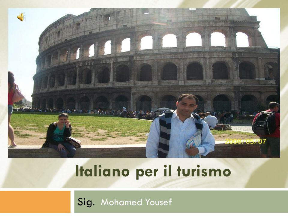 Italiano per il turismo