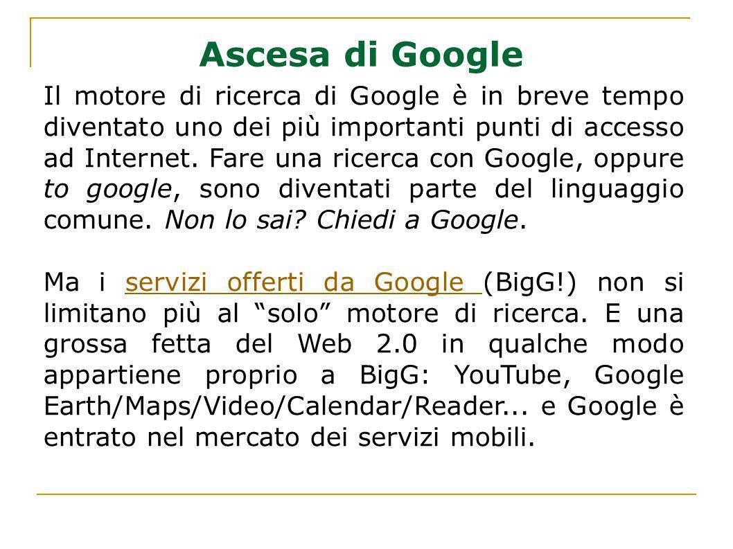 Ascesa di Google
