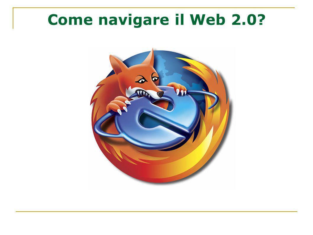 Come navigare il Web 2.0