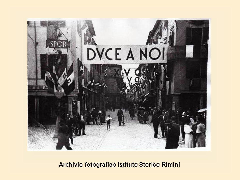 Archivio fotografico Istituto Storico Rimini