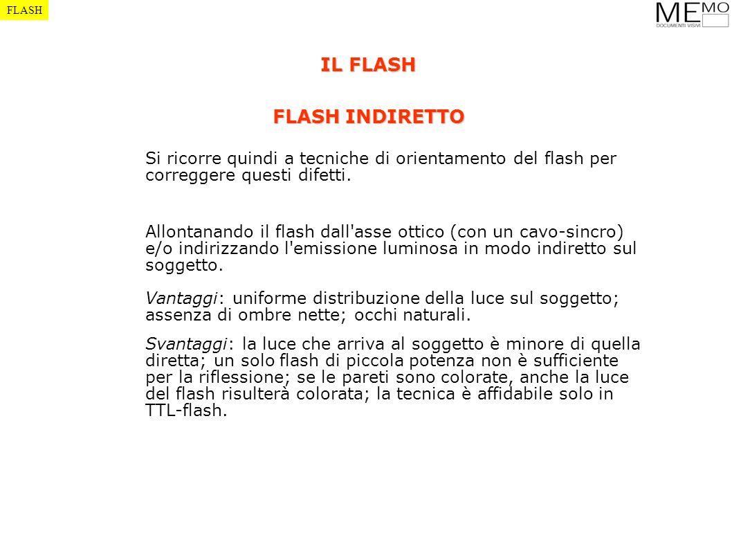 IL FLASH FLASH INDIRETTO