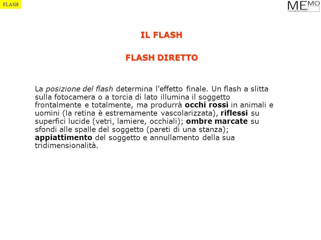FLASH IL FLASH. FLASH DIRETTO.