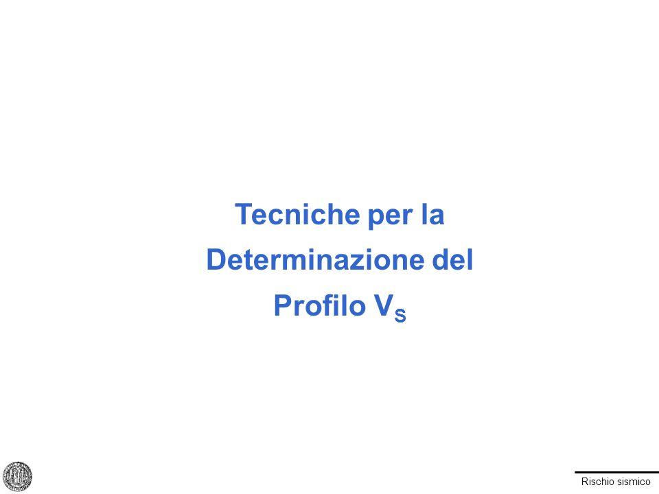 Tecniche per la Determinazione del Profilo VS