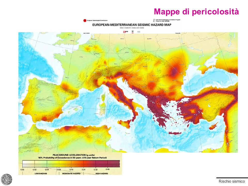 Mappe di pericolosità
