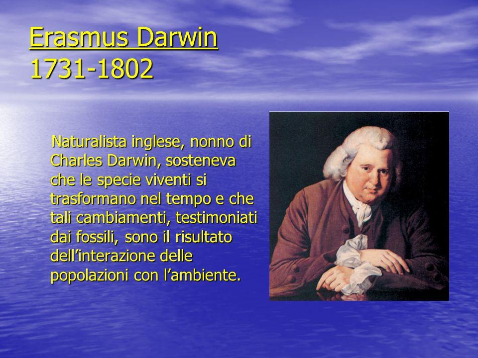 Erasmus Darwin 1731-1802