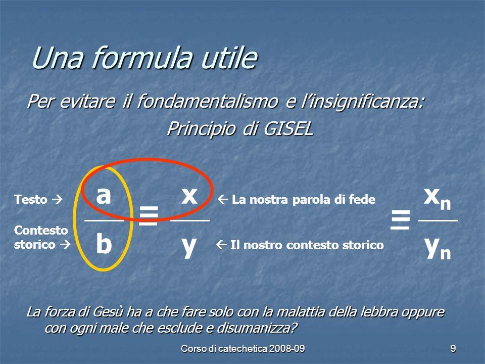 Una formula utile = = a b x y xn yn