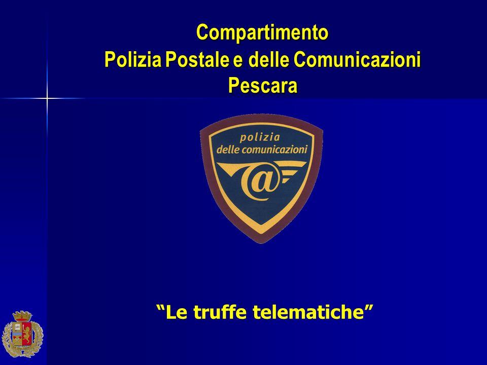 Compartimento Polizia Postale e delle Comunicazioni Pescara