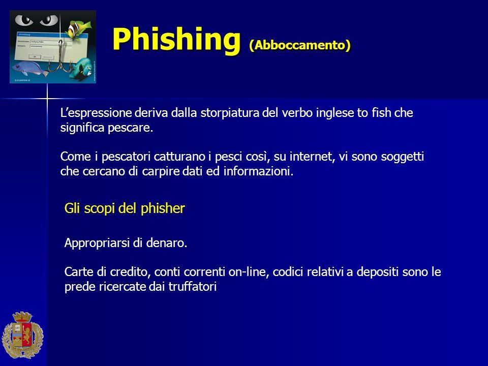 Phishing (Abboccamento)