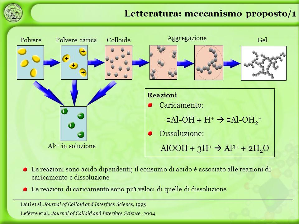 Letteratura: meccanismo proposto/1