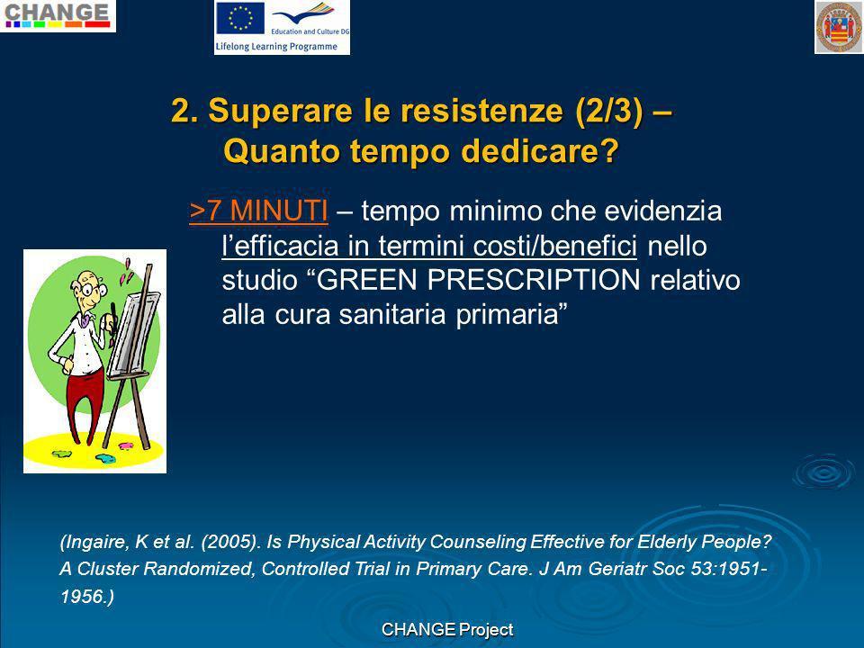 2. Superare le resistenze (2/3) –