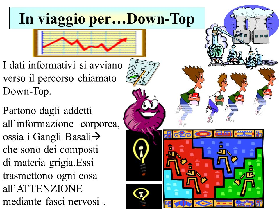 In viaggio per…Down-Top