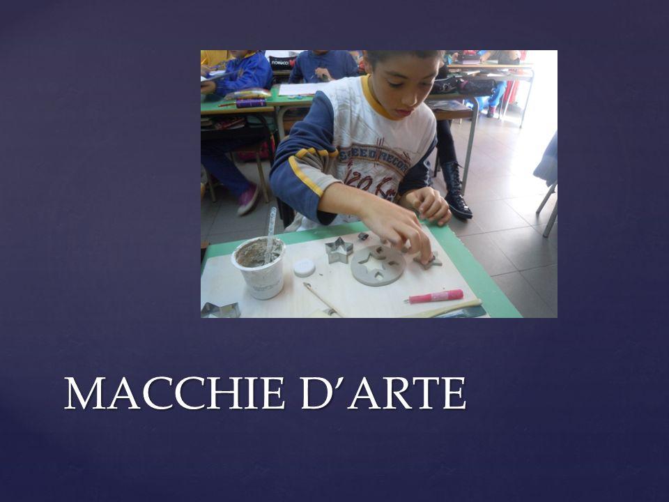MACCHIE D'ARTE