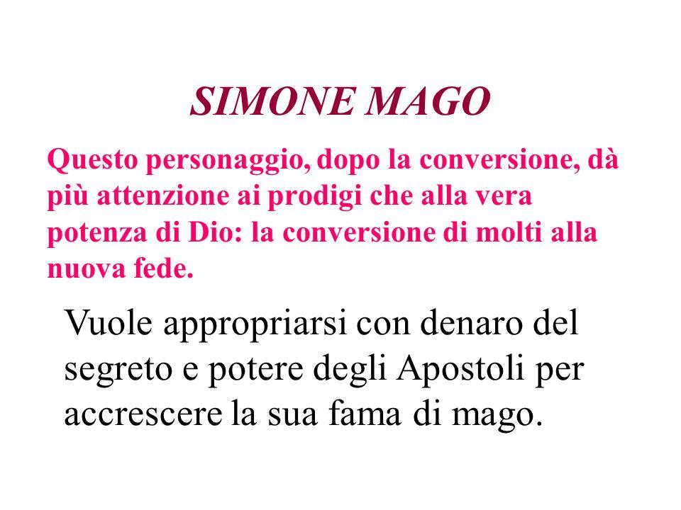 SIMONE MAGO